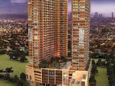 Flat to buy Pasay City - Garden, Gym