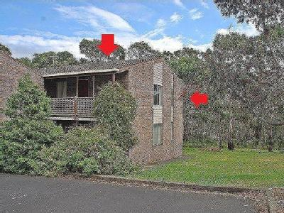 Onslow Place, Mount Nelson - Balcony