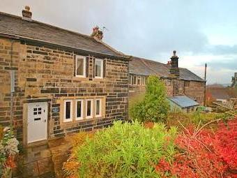 Totties, Holmfirth Hd9 - Garden