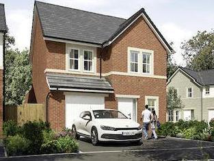 The Newton Showhome At Finchale Road, Framwellgate Moor Dh1