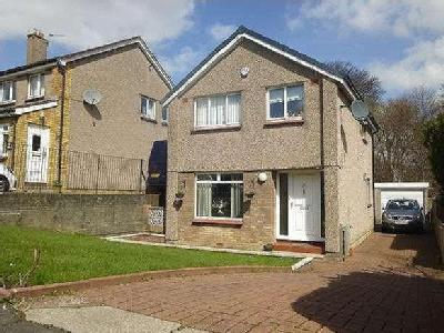 St Davids Drive, Airdrie, Ml6 - Patio