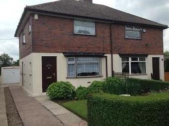 Roberts Close, Stoke On Trent St7
