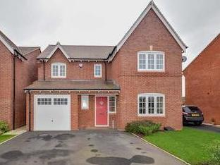 Wykes Close, Quorn, Loughborough Le12