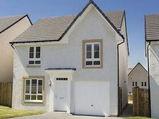 Crichton At Lang Drive, Bathgate Eh48