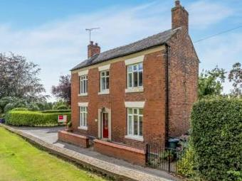 Church Terrace, Betley, Crewe, Cheshire Cw3