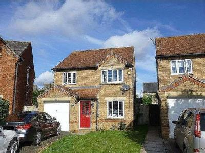 Lily Close, Bicester, Ox26 - Detached