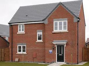 New Build Homes Leicester Le