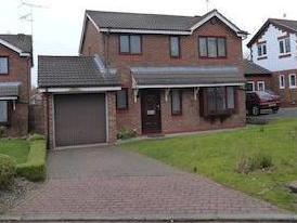 Kingfisher Close, Blackburn Bb1