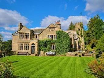Sugworth Hall, Sugworth, Bradfield Dale S6