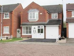 Cromford Way, Broughton Astley, Leicestershire Le9