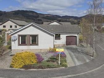 Knockard Place, Pitlochry Ph16