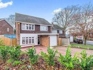 Lords Wood Lane, Chatham Me5 - Listed
