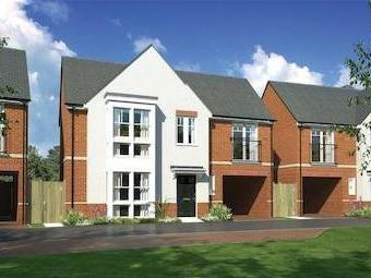The Witcombe, Inland Homes At St John's, Chelmsford Cm2