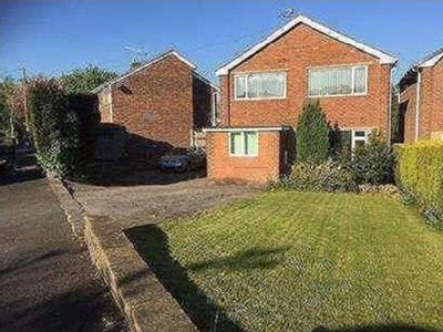 Norwood Close, Hasland, Chesterfield, Derbyshire, S41