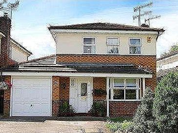 St Giles Close, Chesterfield, Derbyshire, S40