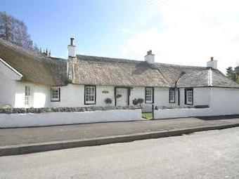 Rose Cottage, Main Street, Collessie, Fife Ky15