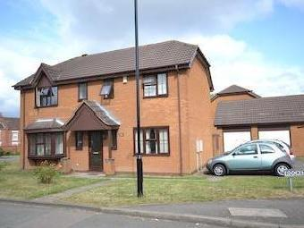 Rocken End, Foleshill, Coventry Cv6