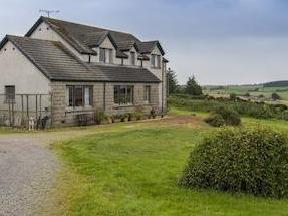 Thornhill Road, Cuminestown, Turriff, Aberdeenshire Ab53