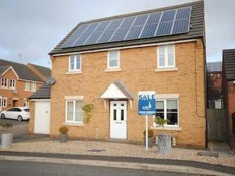 Middle Lane, Danesmoor, Chesterfield, Derbyshire S45