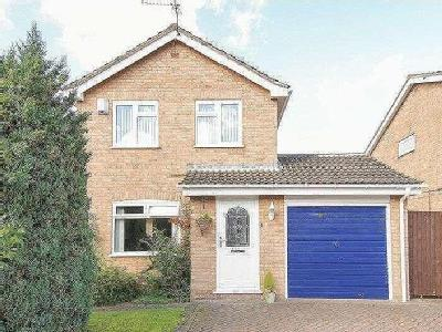 Steeple Close, Oakwood, De21 - Garden