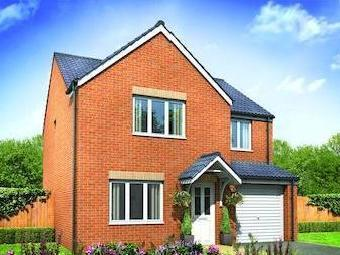 The Roseberry At Smithfield Way, Ellesmere Sy12