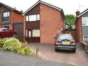 High View Road, Endon, Stoke-on-trent St9