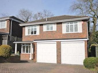 Lodge Close, Englefield Green, Surrey Tw20