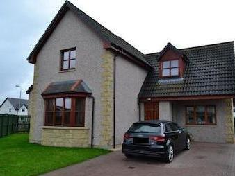 Balnageith Rise, Forres Iv36 - Modern