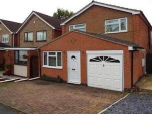 Plowman Close, Glenfield, Leicester, Leicestershire Le3