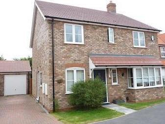 Horseshoe Close, Springfield Meadows, Scartho, Grimsby Dn33