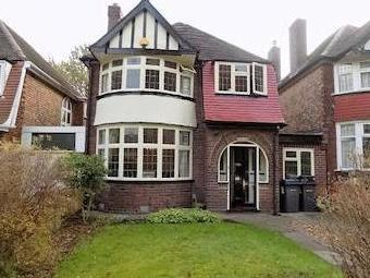 Romilly Avenue, Handsworth Wood, Birmingham B20