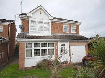 Woodstock Rise, Hasland, Chesterfield, Derbyshire S41