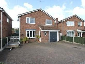 Dale View Close, Pensby, Wirral Ch61