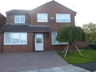 Pullman Close, Heswall, Wirral Ch60