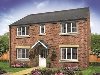 The Hadleigh At Churchfields, Hethersett, Norwich Nr9