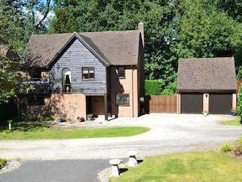 The Rookery, Andover Road, Highclere, Berkshire Rg20