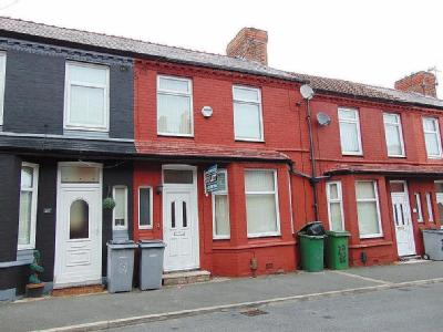 Exeter Road, Wallasey - Detached