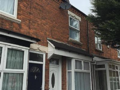House to rent, Bacchus Road - Terrace
