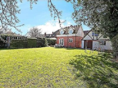 House for sale, Taylors Lane - Patio