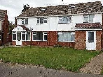 House to rent, Langley Green - Garden