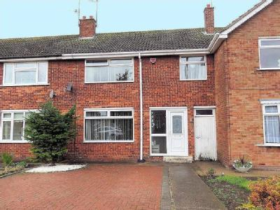 House for sale, Dunvegan Road - Patio