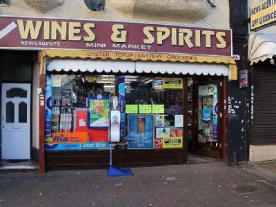 Carlos Wines & Sprits Eastren Avenue Redbridge