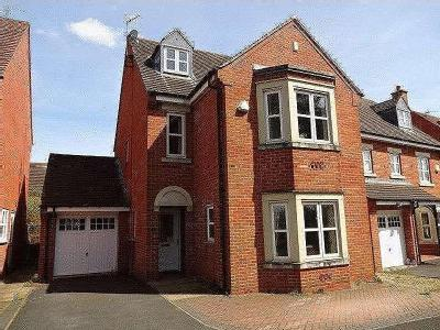 House for sale, Drovers Walk - Garden