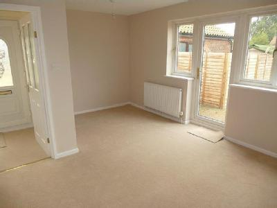 House for sale, Walcups Lane - Patio