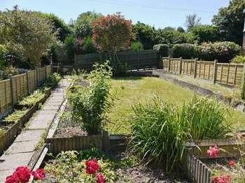 House to rent, Hastings Road - Garden