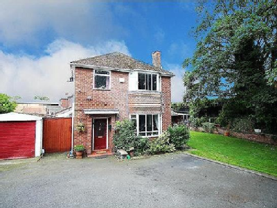 Heath Road Widnes Cheshire - Detached