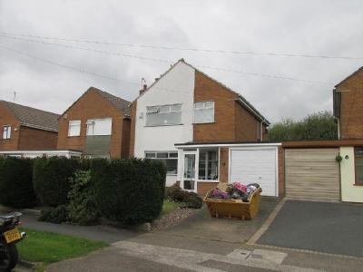 House for sale, Meadow Lane - Patio