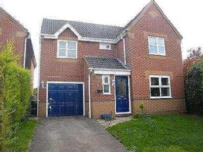 House for sale, Everdon Close - Patio