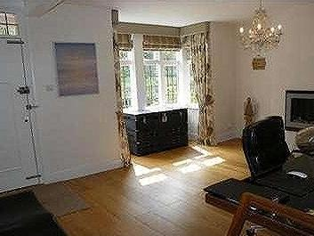 House to let, Yateley - Garden