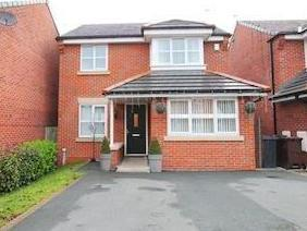 Earle Avenue, Roby, Liverpool L36